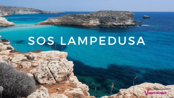 Lampedusa de isla turística a símbolo de la crisis migratoria