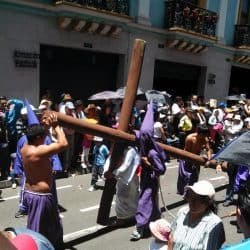 Santa Semana – Easter Procession in Quito