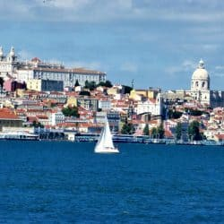 Lisbon, Portugal – Along The Waterfront