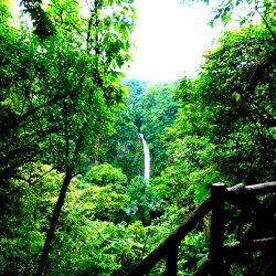 La Fortuna Waterfall Hike Costa Rica