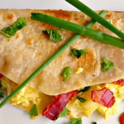 Sunrise Quesadillas