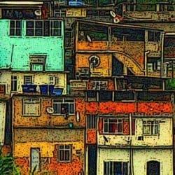 Kites and Satellites – The Favelas of Rio de Janeiro