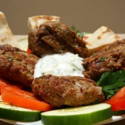 Turkish Meatballs – Kofte