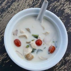 Tom Kha Gai Soup – Thai Chicken in Coconut Milk
