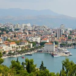A Day in Split, Croatia: Beyond Diocletian's Palace