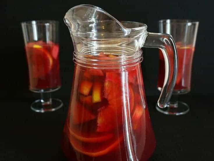 Ultimate Red Wine Sangria