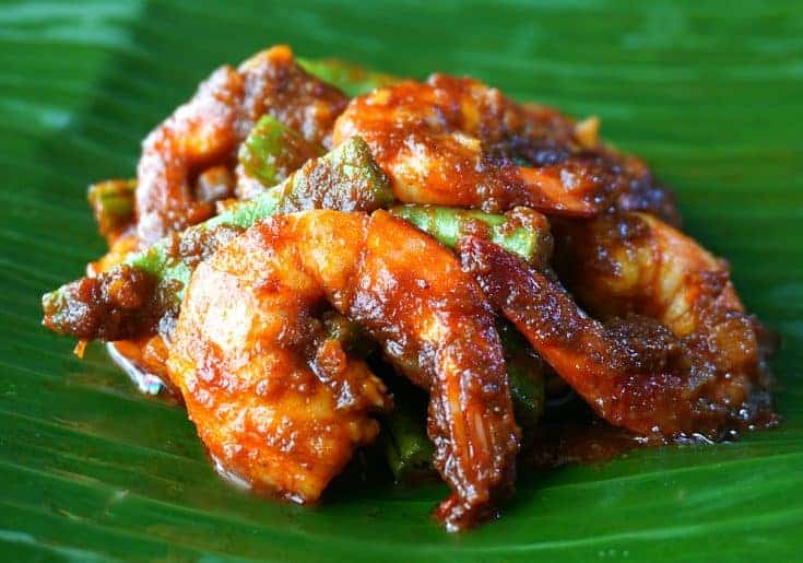 Shrimp Sambal Recipe