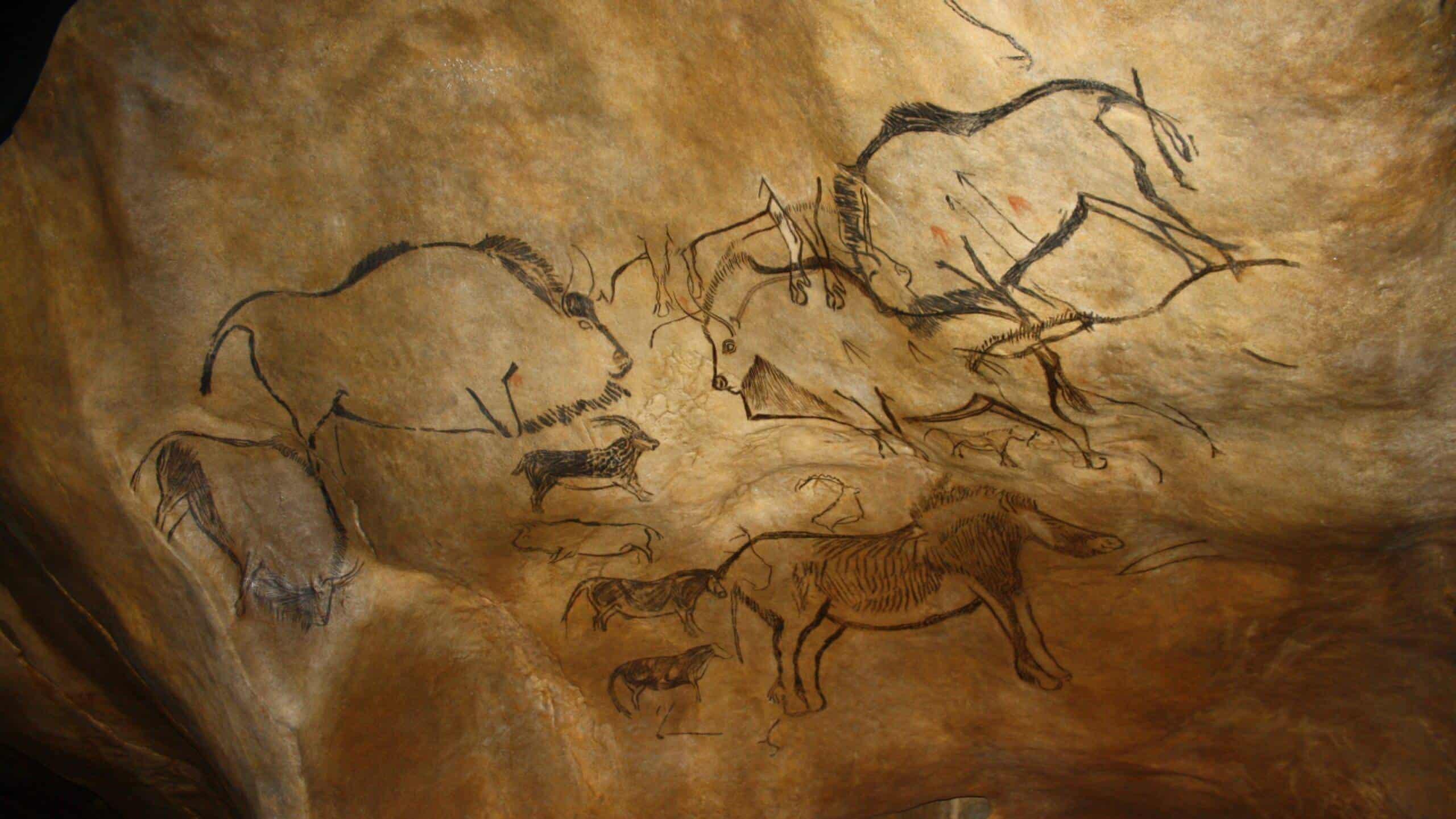 Recreatiepark Parc de la Préhistoire grotte de niaux