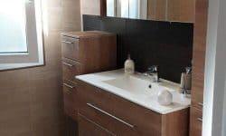 badkamer vakantiewoning 50 zuid frankrijk