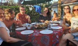 Vakantiehuis Villa 50 Tuin Pergola Eten Culinair
