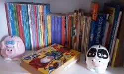 Inventarislijst Vakantiehuis Villa 50 Kinderkamer boeken