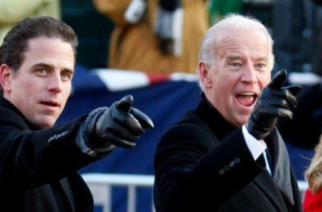 Los expertos confirman la autenticidad de las escandalosas fotos del portátil del hijo de Biden