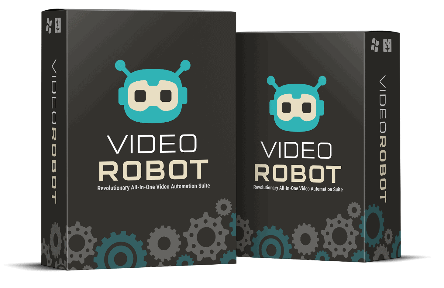 The Future Of Videos - the All New 'Next Generation' Video Robot