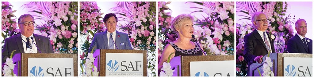 Four Industry Professionals Recognized for Service, Dedication at SAF Amelia Island 2019