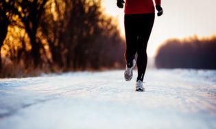 Running-in-Winter
