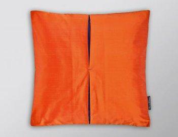 Christian Fischbacher Dekokissen Jamila, orange