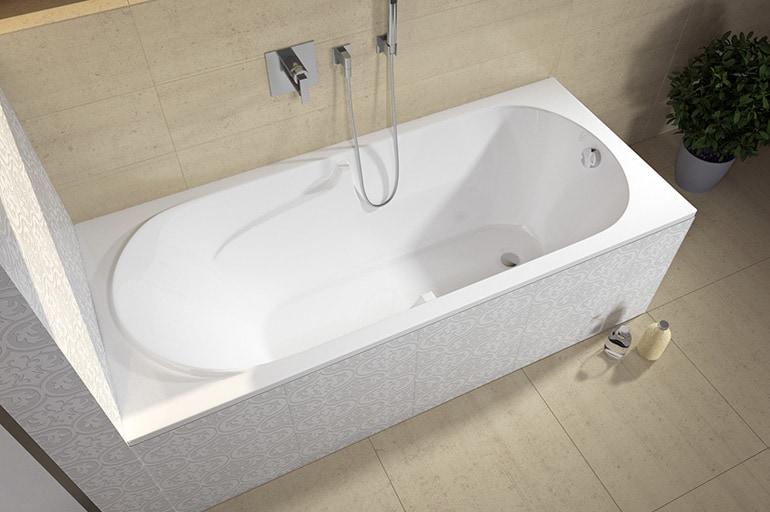 Джакузи из обычной ванны