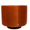 Flower orange 3 100x100 - DUTCHBONE Flower tugitool - 3 värvi