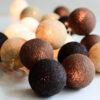 brownie01 100x100 - IRISLIGHTS valguskett Brownie, 35 palli