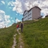 Ottohaus Rax Viennese Alps mum and son
