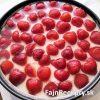 Jahodová torta so želé