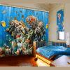 Onderwater gordijn