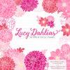 Pink Dahlia Clipart