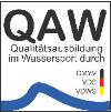 QAW Qualitätssiegel für die Ausbildung im Wassersport