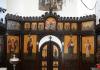 Ikonostas crkve u Ljuboviji