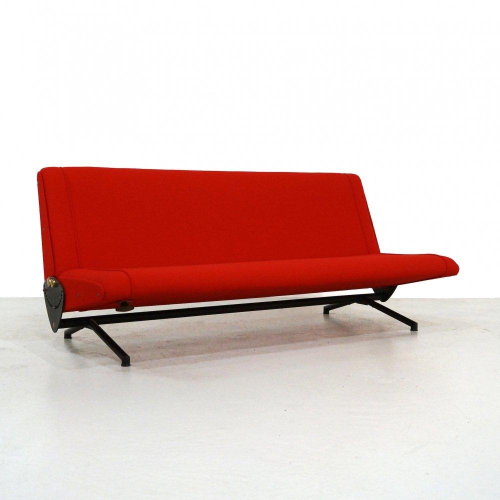 D70 sofa by Osvaldo Borsani for Tecno, 1960s vintage.com nowoczesne kanapy