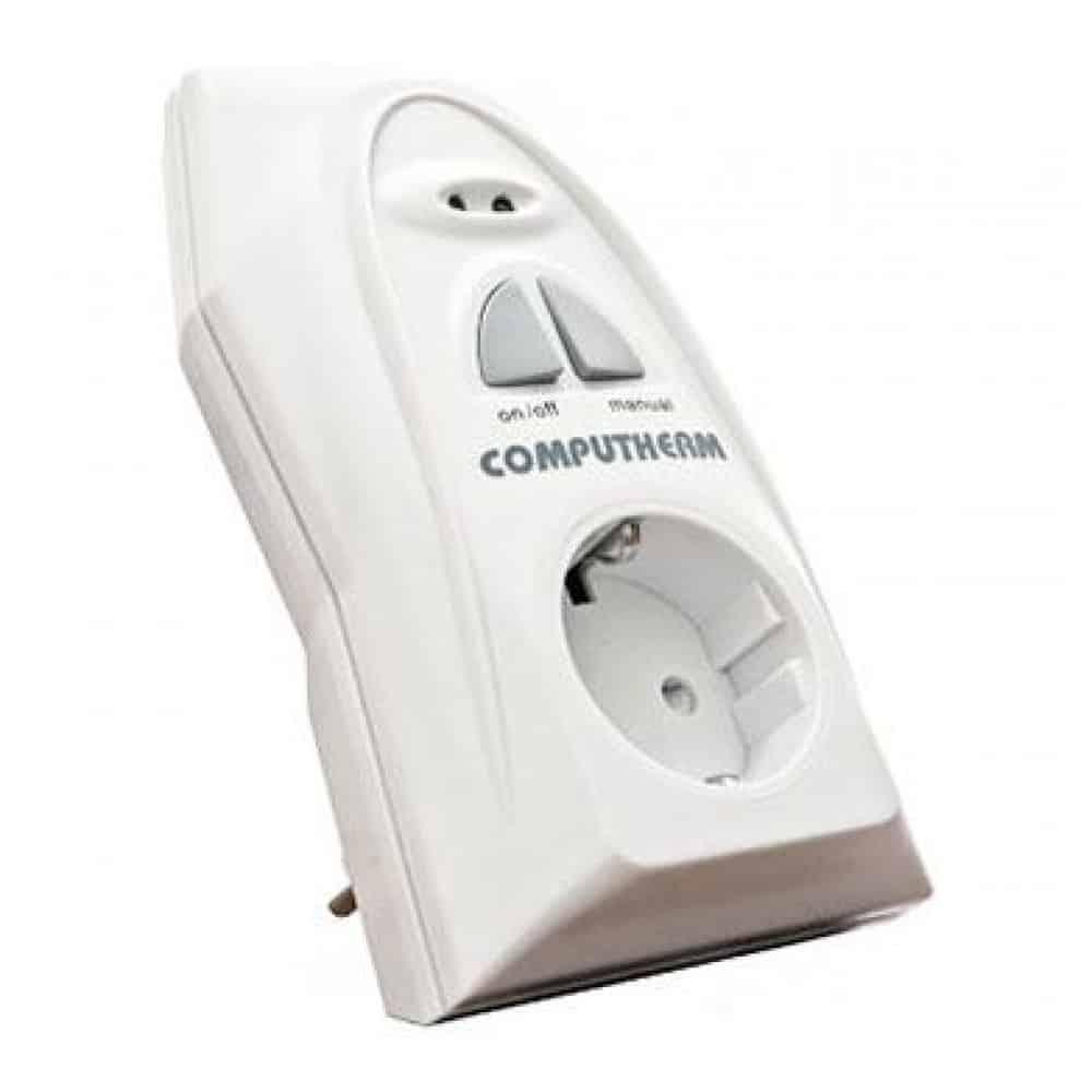 Управляем контакт Computherm Q1RX