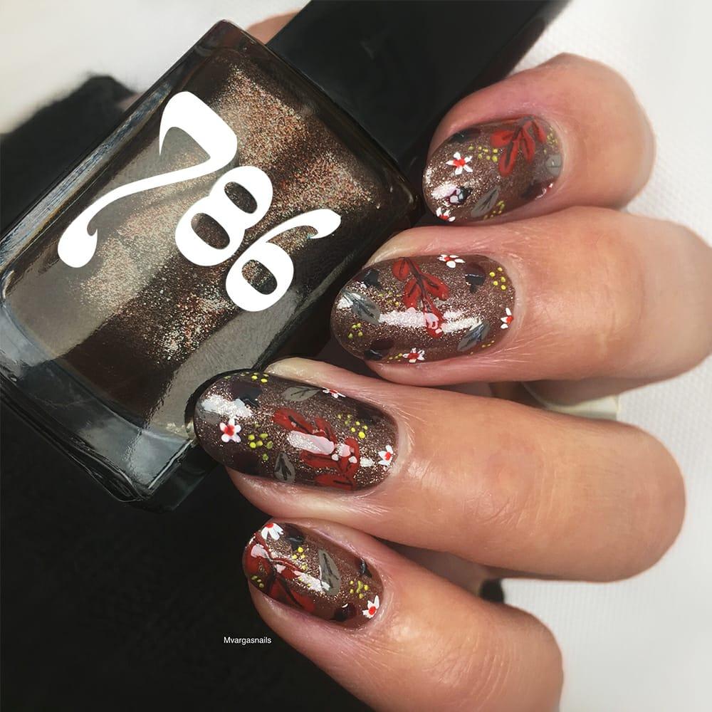 786 cosmetics halal nail polish nail art 3