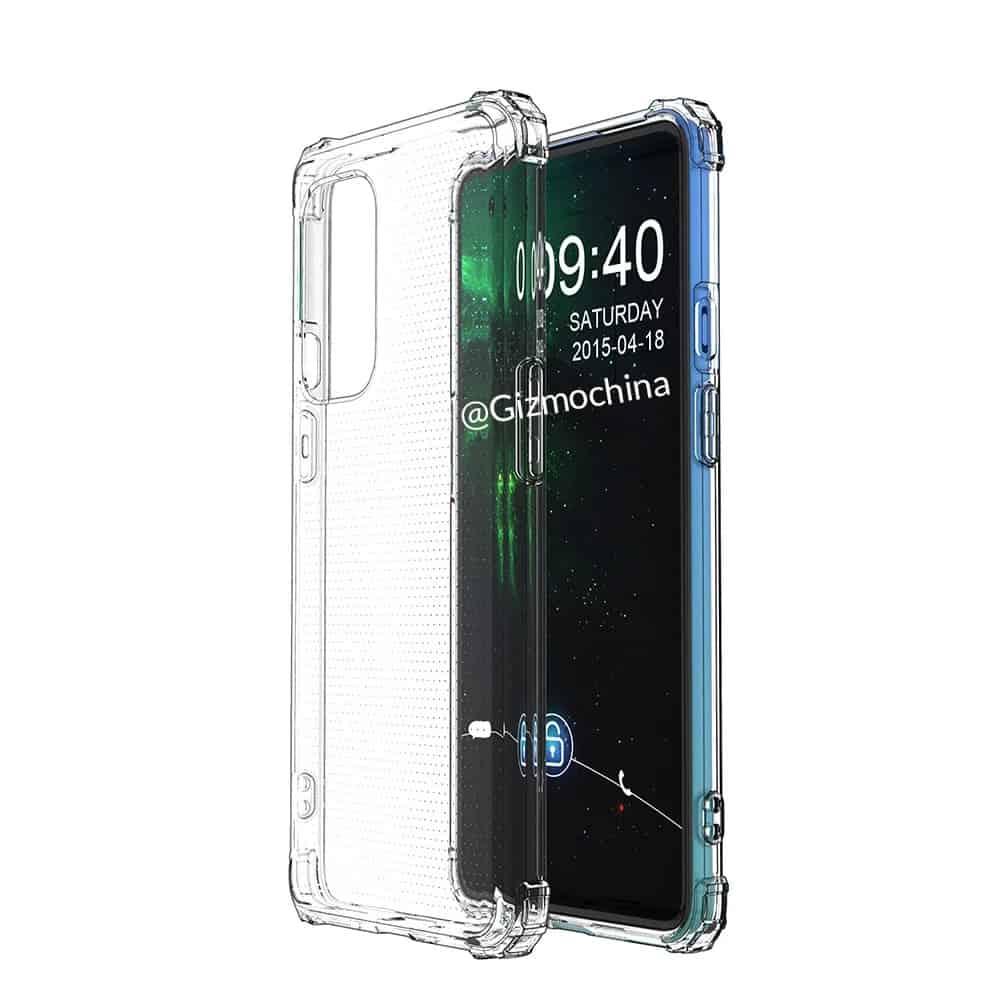 OnePlus 9 capa