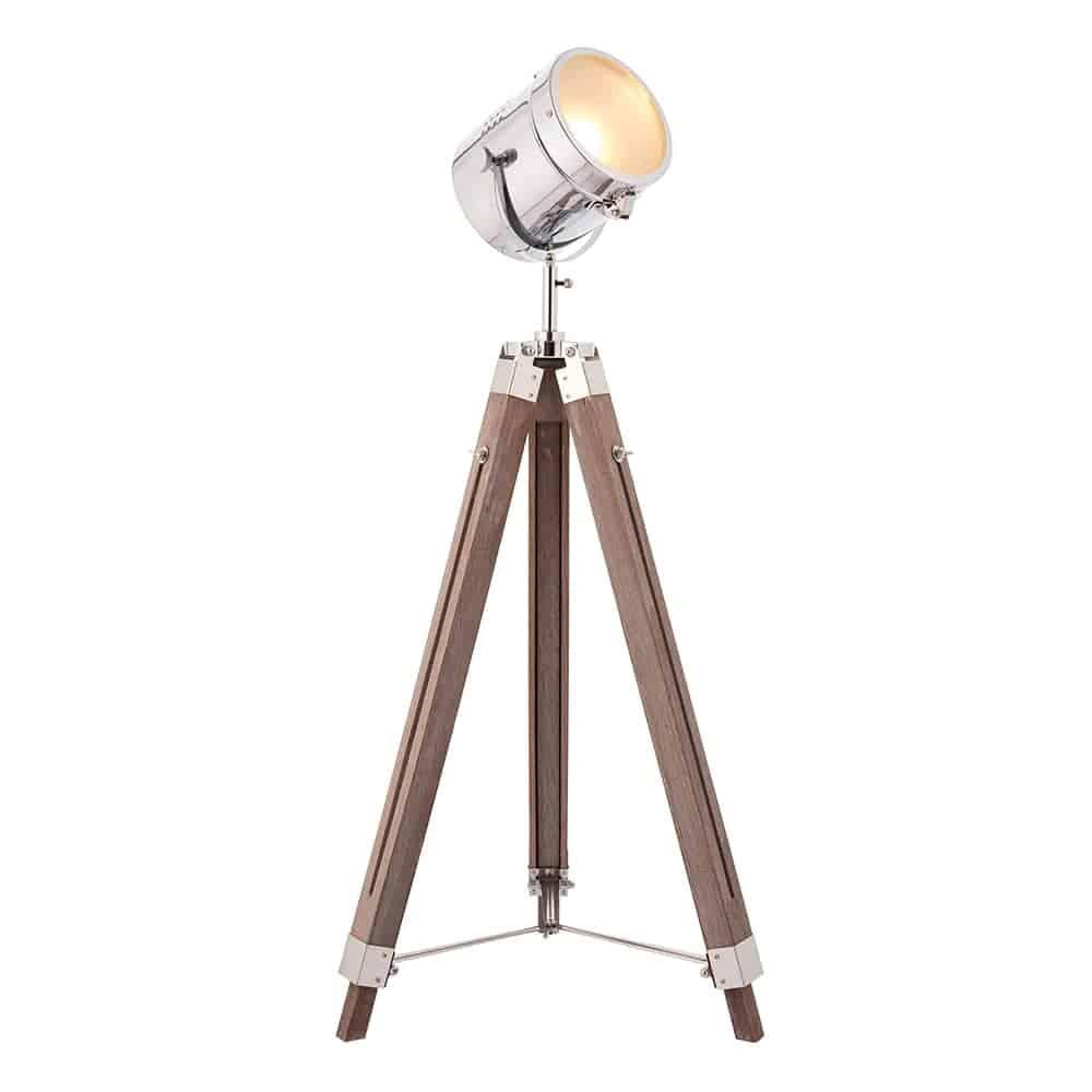 Broadway 1 Light Floor Lamp