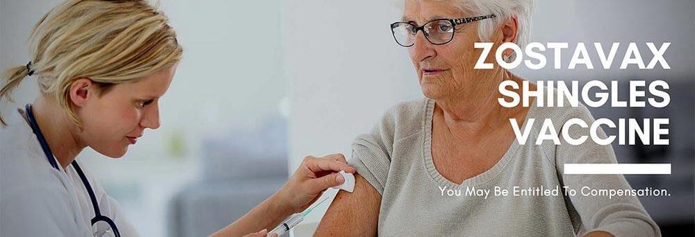 Patient Getting Shingles Vaccine - Zostavax Lawsuit - Defective Drug Law