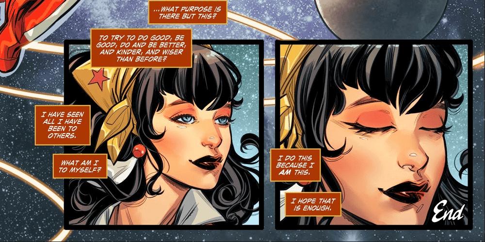 Wonder Woman, DC Bombshells, Wonder Woman #750, Batwoman, Mera