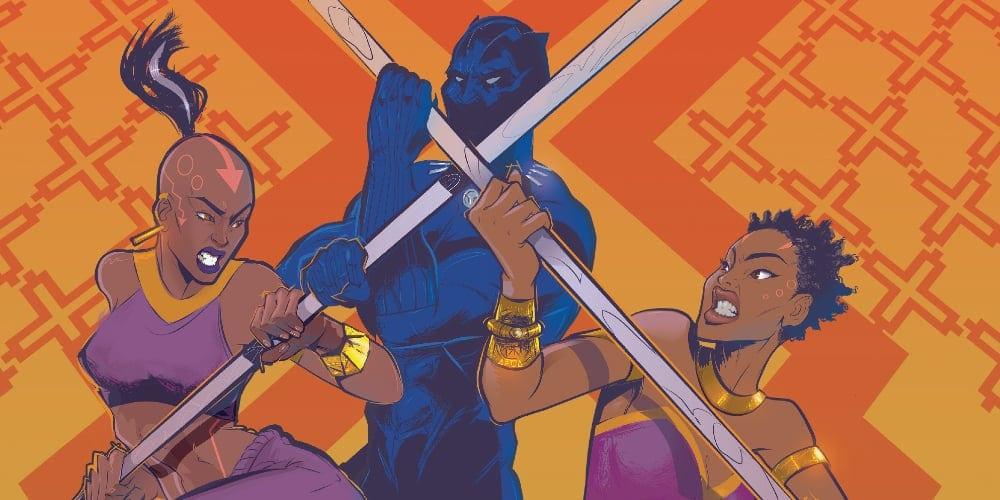 World of Wakanda, Roxane Gay, Ta-Nehisi Coates, Marvel Comics, Black Panther