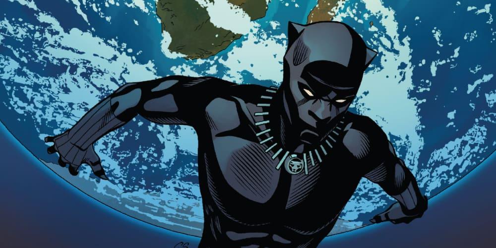 Black Panther, Ta-Nehisi Coates, Intergalactic Empire of Wakanda