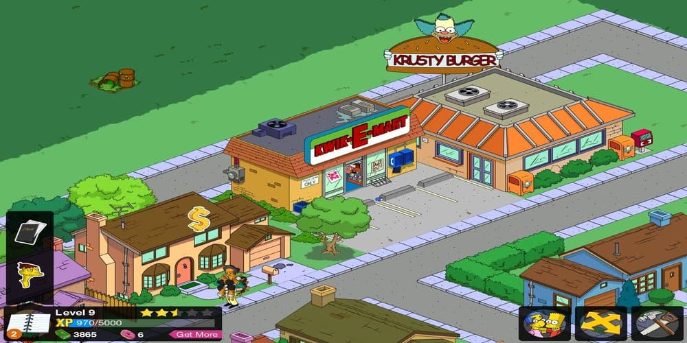 the simpsons video games
