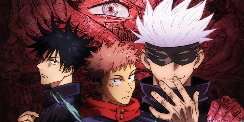 fall anime season 2020 jujutsu kaisen