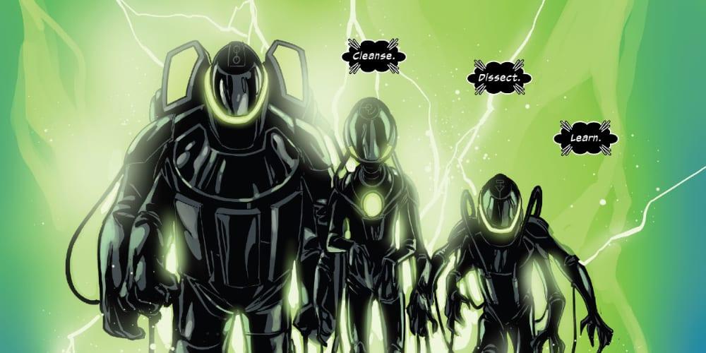 Cable #5: X of Swords Chapter Eight, Nathan Summers, Cyclops, Scott Summers, X-Men, SWORD, Vescora, Jean Grey Krakoa Arakko, Magik, Light of Galador