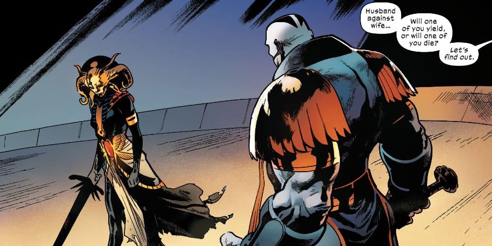 X-Men #15: X of Swords Chapter Twenty, X-Force, Excalibur, X-Factor, Marauders, Jonathan Hickman, Tini Howard, Marvel Comics, Mutants, Krakoa, Arakko, Amenth, Annihilation, Apocalypse, Professor X, Cyclops, Jean Grey Nightcrawler, the Quiet Council