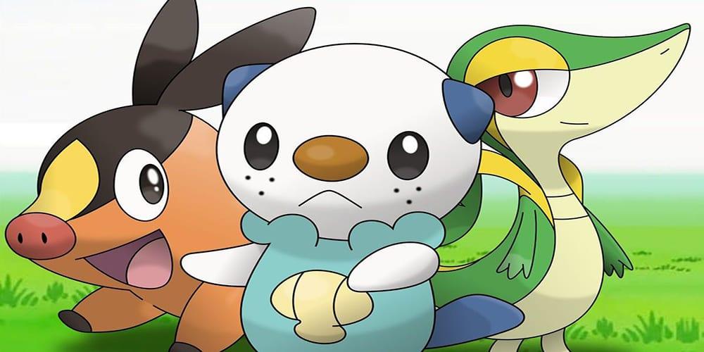 pokemon black and white review