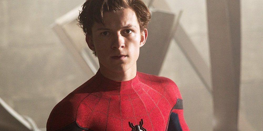 tom holland spider-man 3