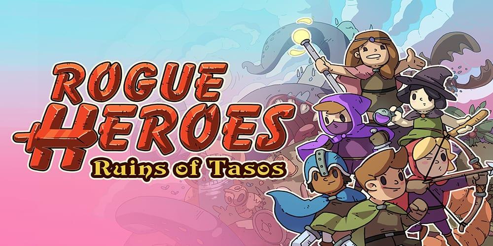 rogue heroes ruins of tasos review