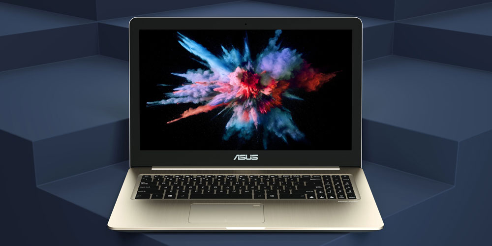 Asus Vivobook Pro notebook 4K