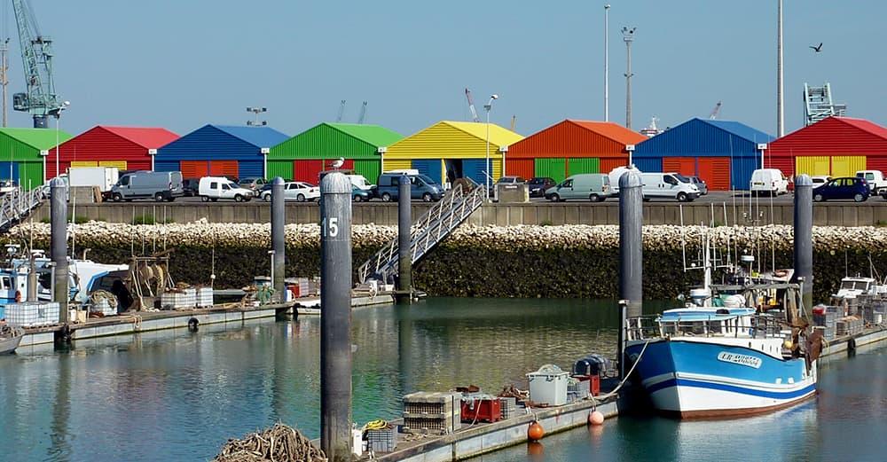 Port de la Rochelle, client des tables élévatrices CEFAM ATLAS