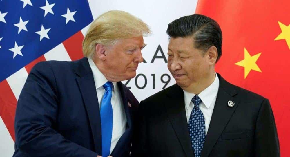 SummitG20 v Osace zřejmě urovnal spor mezi Trumpem a Čínou