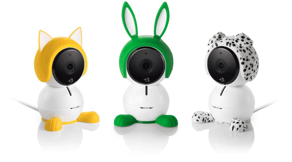 Dětská kamera Arlo Baby je součástí chytré domácnosti od Apple