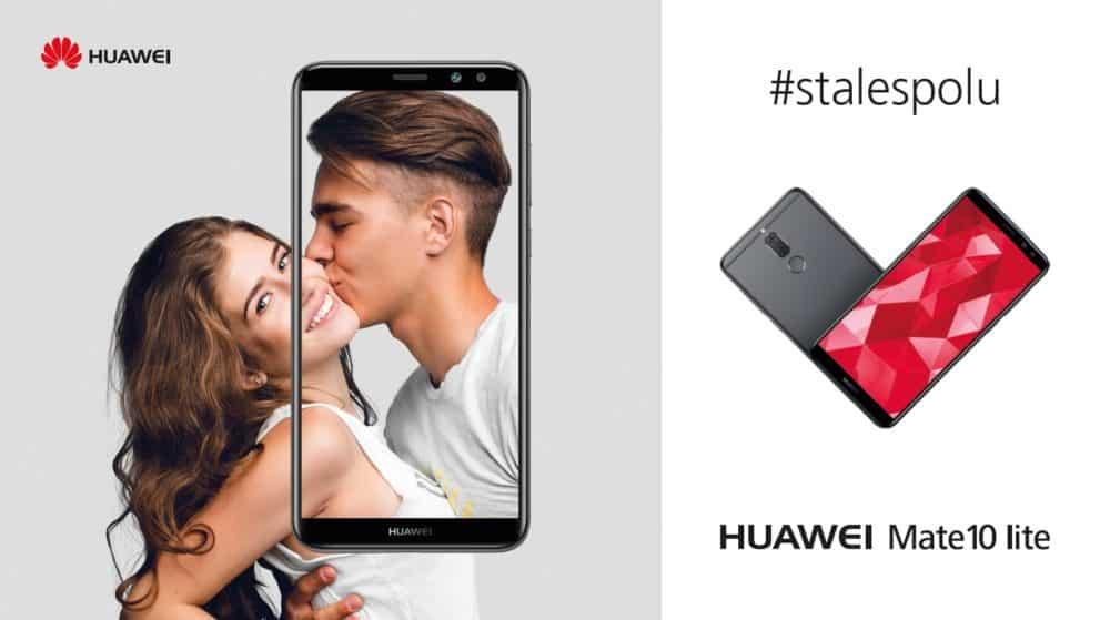 Pošlete blízkým valentýnku na velkoplošnou obrazovku: Huawei a Valentýn